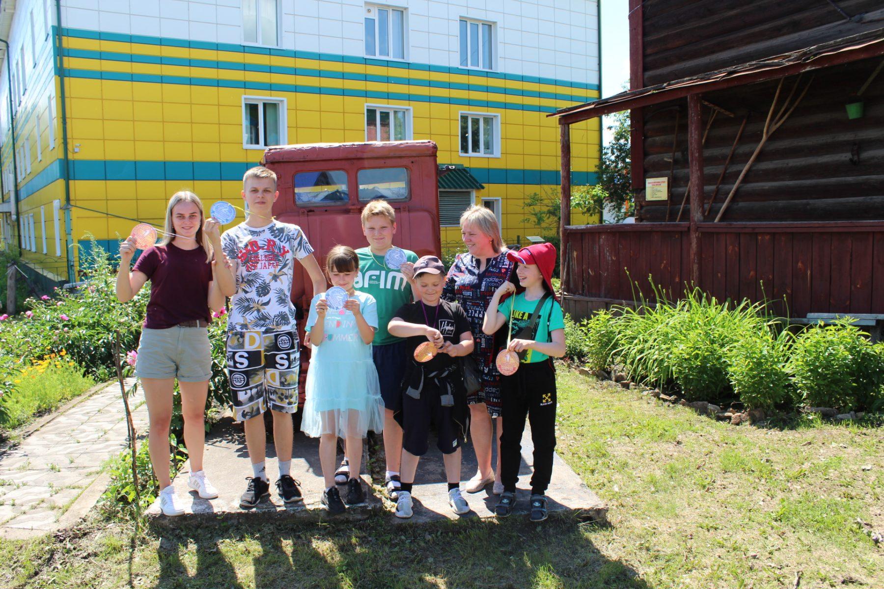 Проект «Лето с доставкой на дом»